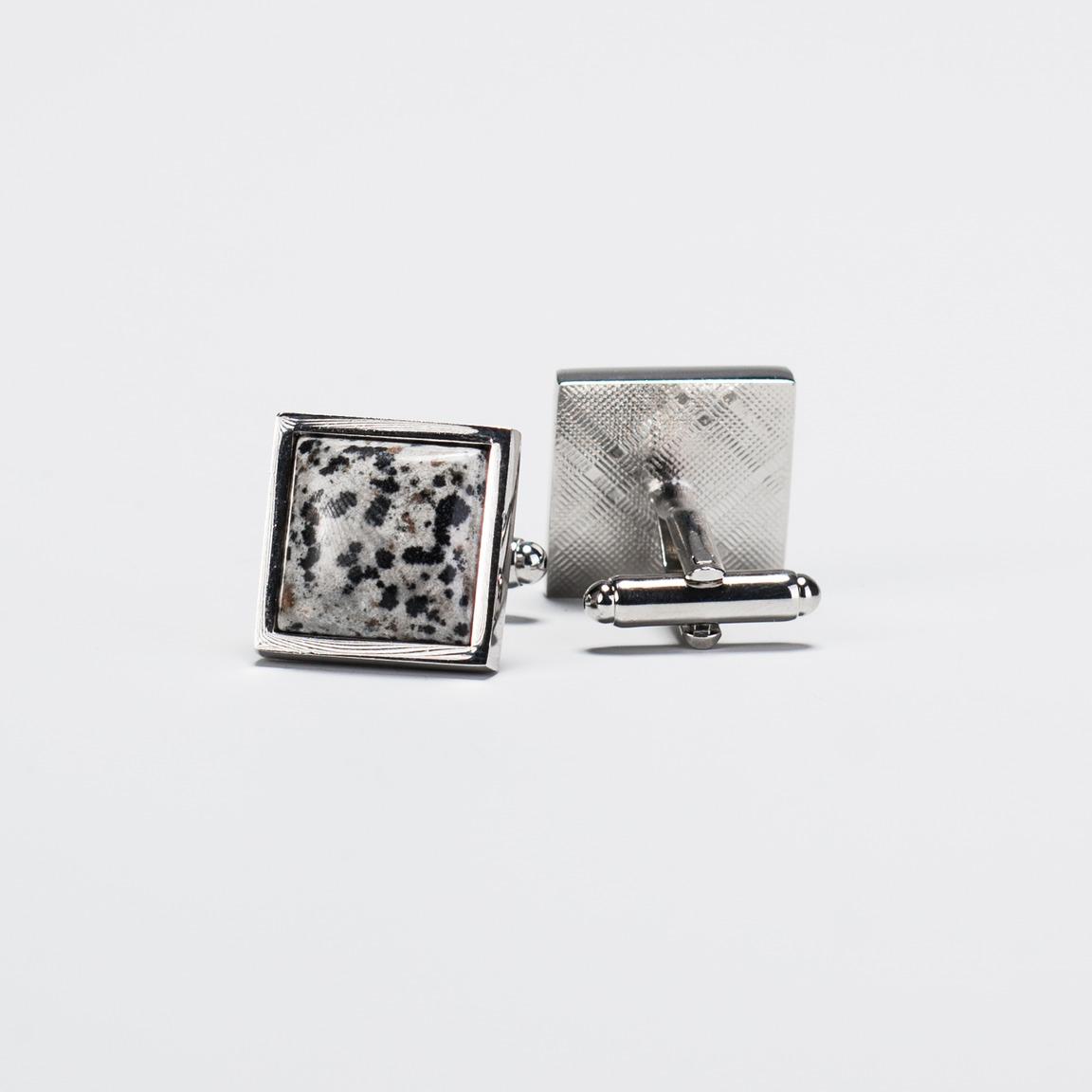 Speckled Stone Cufflinks