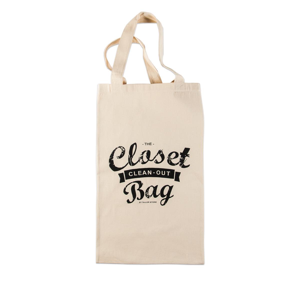 Closet Clean-Out Bag