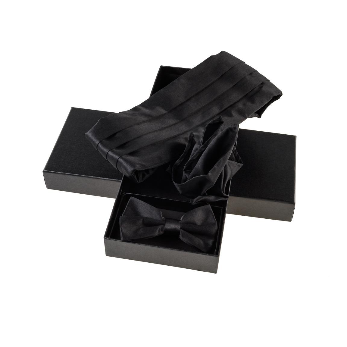 Set de smoking noir