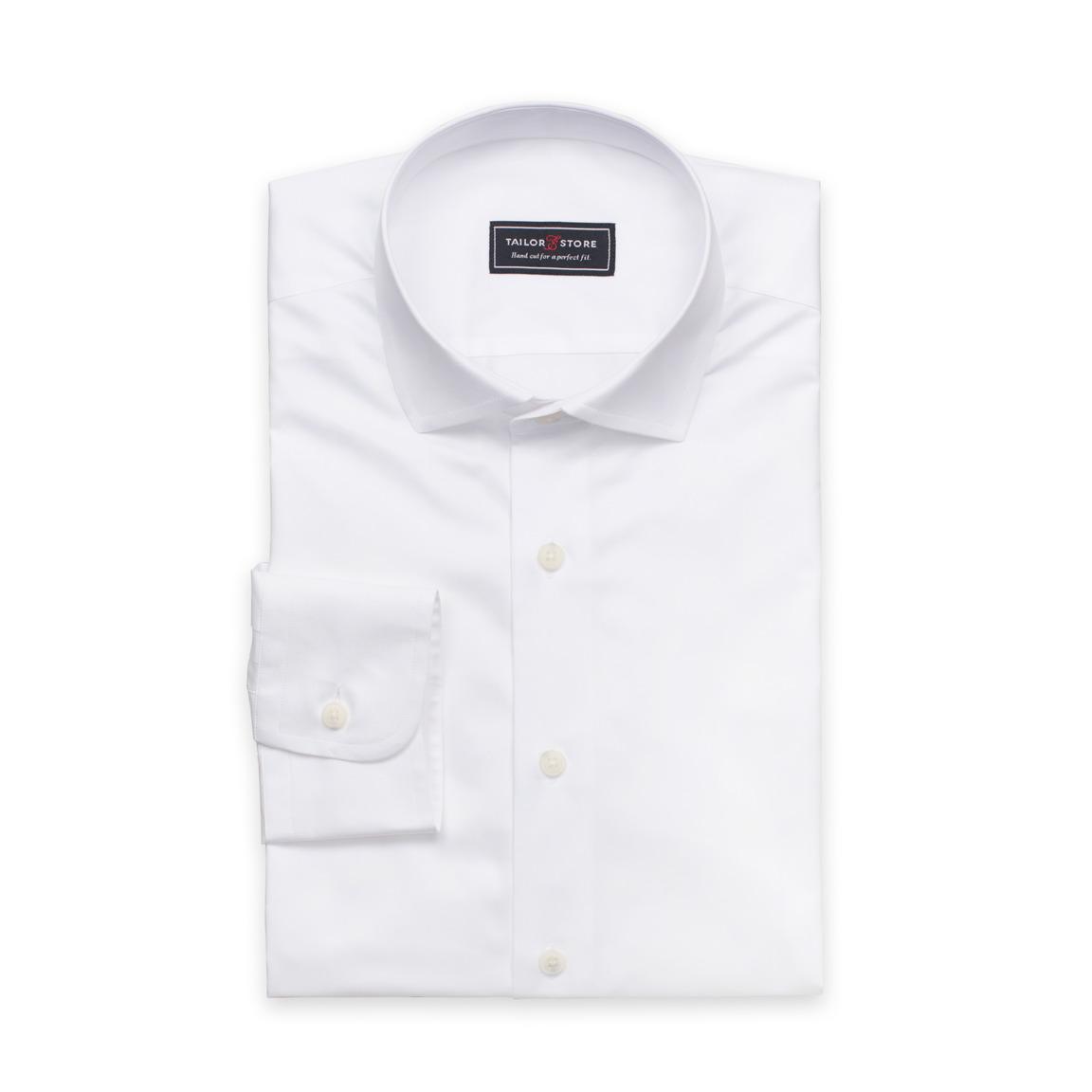 Klassisk skjorta i Ramsey White