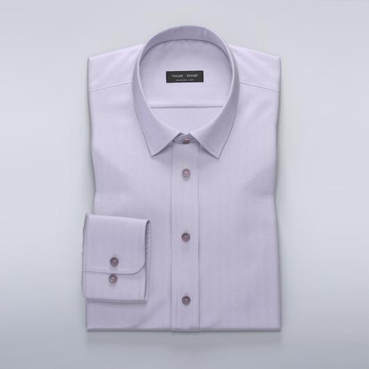 Vaaleanvioletti kalanruotokuvioitu paita