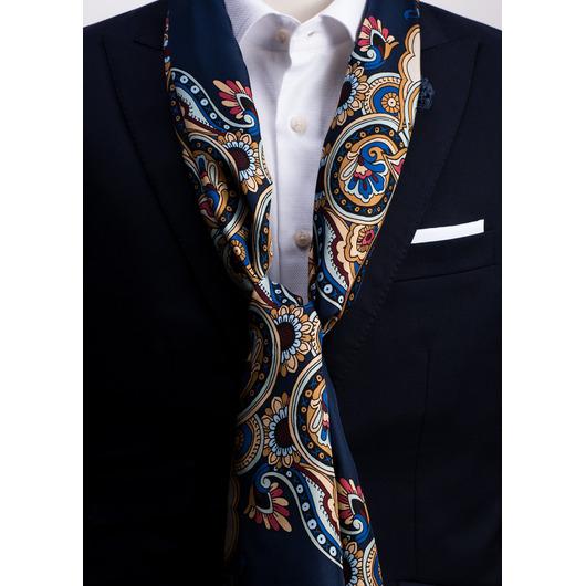 Paisley silketørklæde