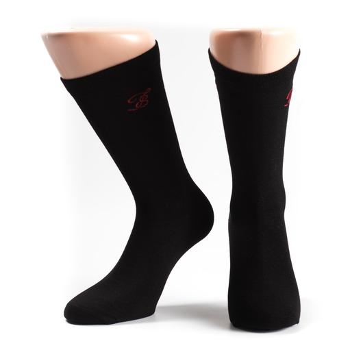 Zwarte sokken, 3-pack